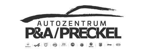 Dirk Neumann, Logo, Autozentrum-PA, Preckel